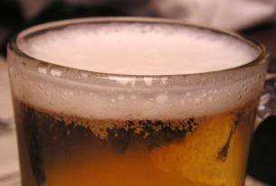 Foamy Head Beer