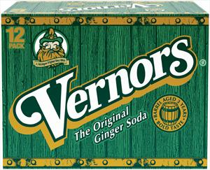 Vernors Ginger Ale