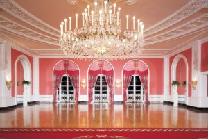 The Cameo Ballroom at the Greenbrier
