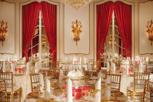 The Crystal Room at the Greenbrier