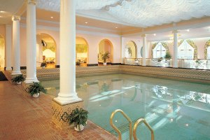 The Indoor Pool at the Greenbrier