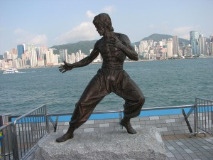 Hong Kong - Avenue of the Stars - Bruce Lee