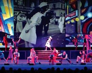 Show in Branson, Missouri