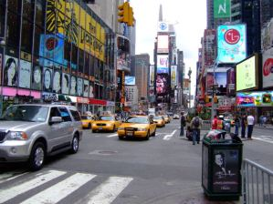 NYC-Times Square
