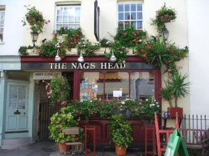 Nags Head in London