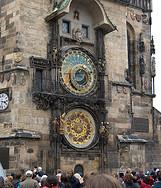 Glockenspiel Prague