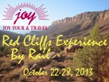 Red Cliffs Experience By Rail
