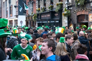 St. Patricks Day Dublin