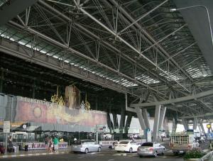 Bangkok Airport Taxis