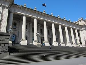 Parliament House Melbourne, Australia