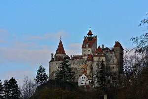 Brans Castle - Draculas Castle