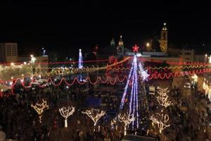 Christmas in Isreal