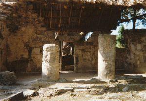 Cozumel San Gervasio Maya Ruins