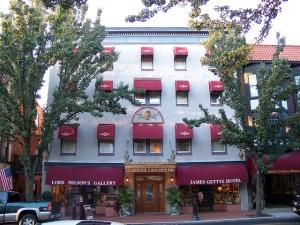 Gettysburg James Gettys Hotel