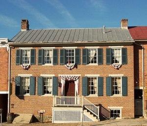 Gettysburg Shriver House Museum