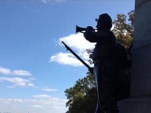 Gettysburg Virginia Monument