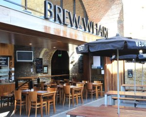 The Brew Warf London