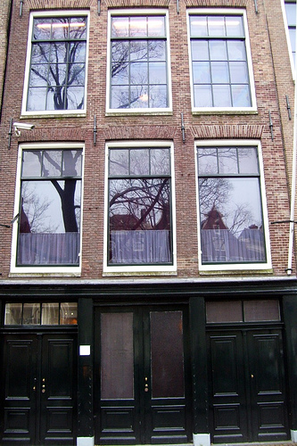 Amsterdam Anne Frank House