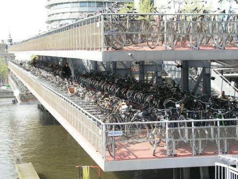 Amsterdam Bike Garage