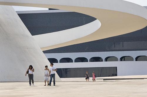 Brasilia, Brazil: National Museum