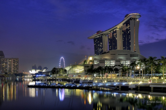 Casino Marina Bay Sands Singapore