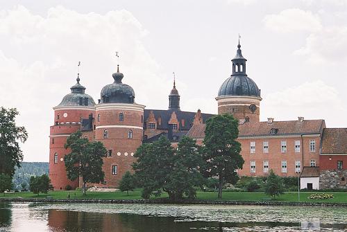 Gripsholms Castle MARIEFRED, SWEDEN
