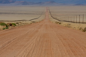 Nambia - Open Road
