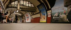 The Tube in London