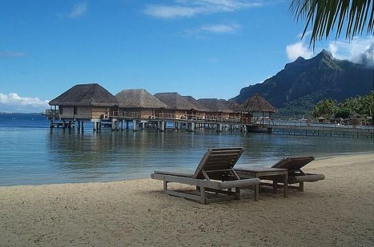 Islands - Bora Bora