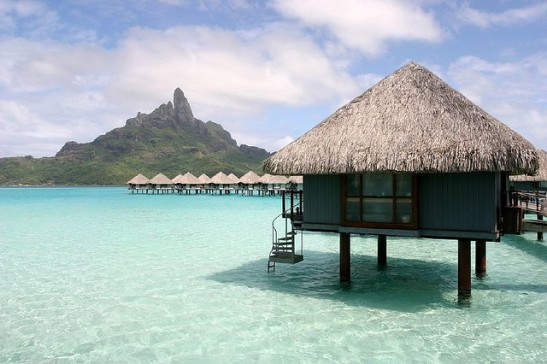 Great Islands to visit - Bora Bora