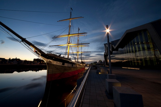 The Tall Ship Glasgow