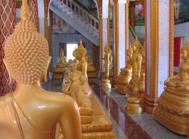 Wat Phra Nang Reclining Buddha