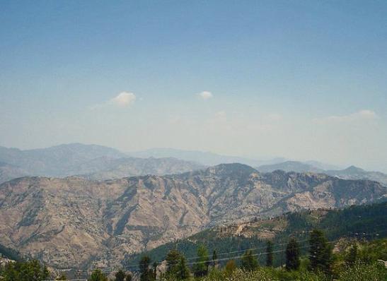 Honeymoon in India - Shimla