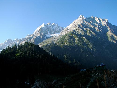 Honeymoon in India - Srinagar