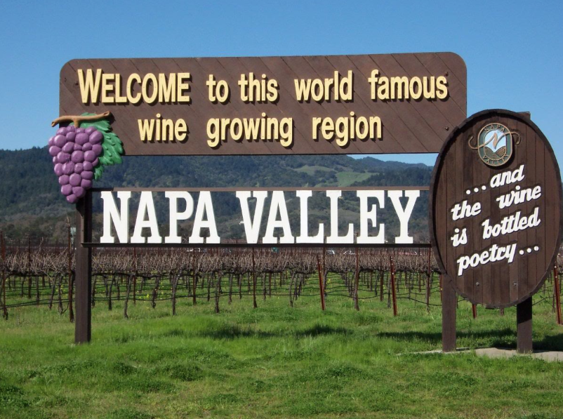 Napa valley attractions joy tour travel for Best time to visit napa valley wine country