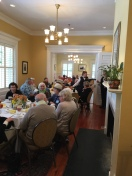 Jekyll Island Club - group dining