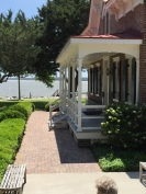 St. Simons - porch view